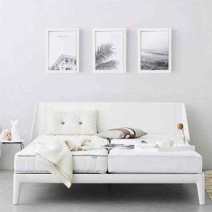 marcos de madera blancos