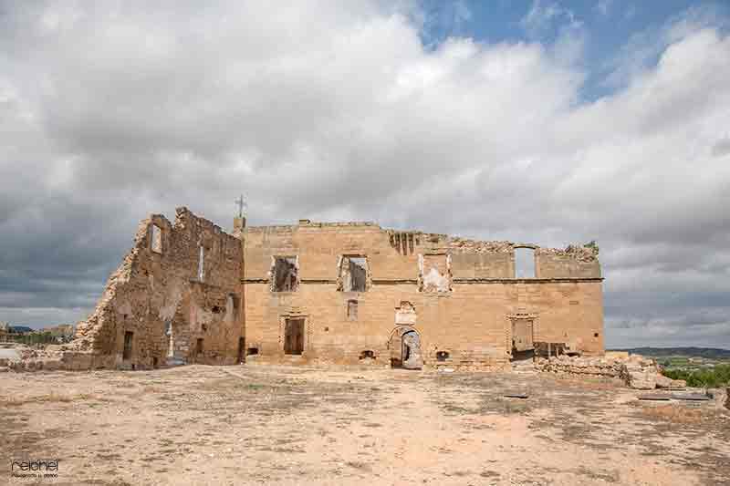 castillo del conde de aranda maella