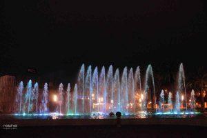 espectaculos de agua de noche