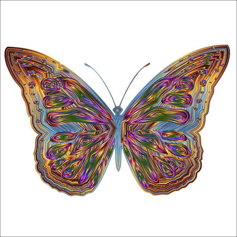 mariposa para tatuajes