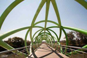 puente del bicentenario zaragoza
