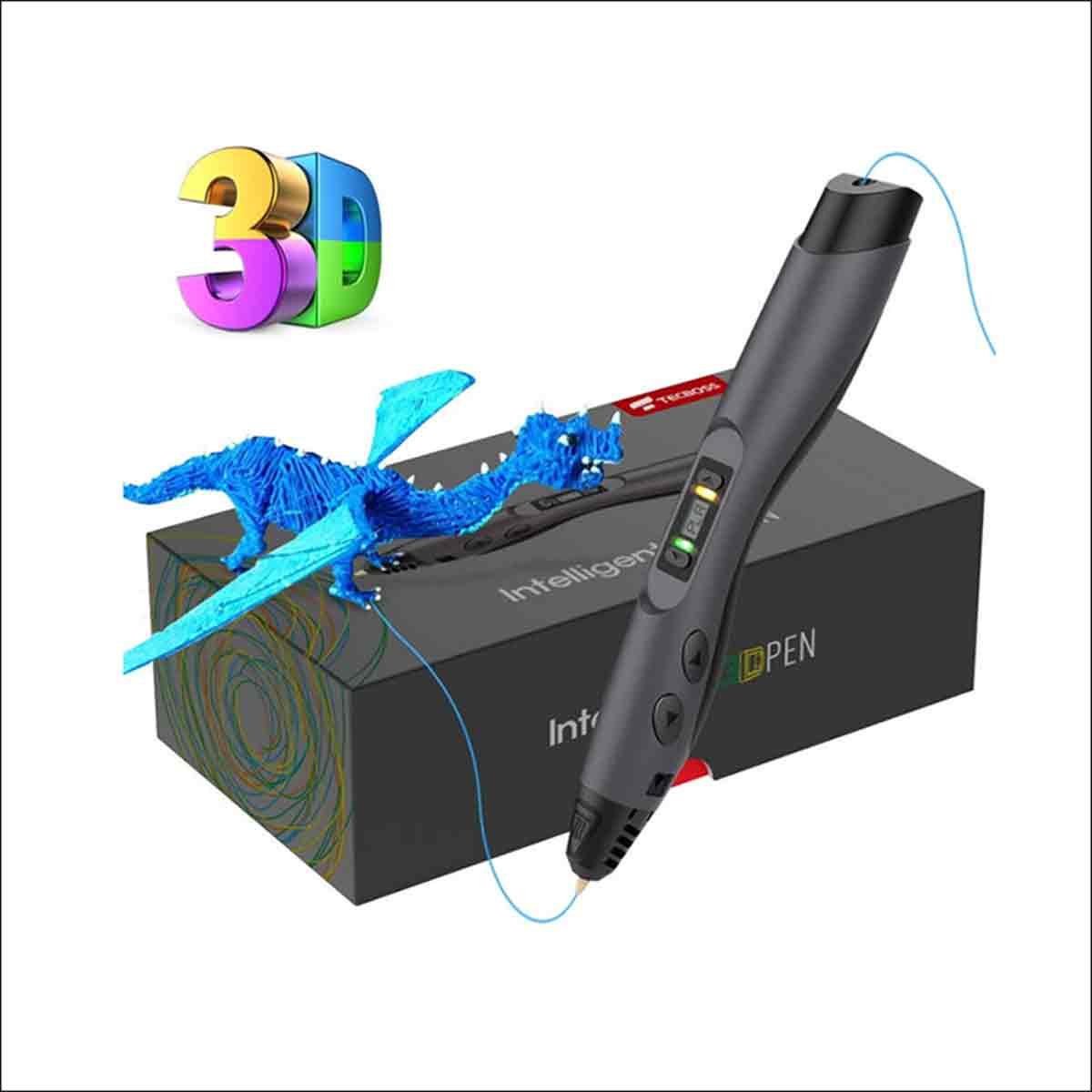 pluma 3D
