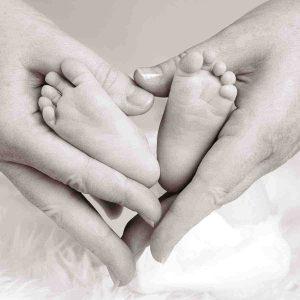 marco huella bebe