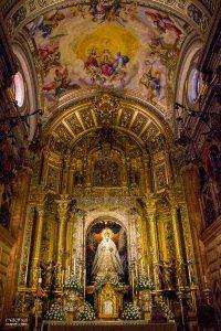 retablo mayor basilica de la macarena sevilla