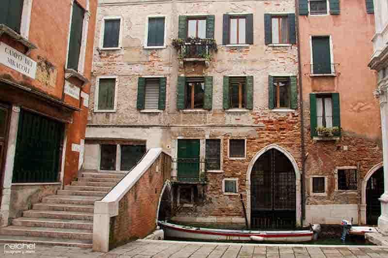 paisajes de venecia para pintar