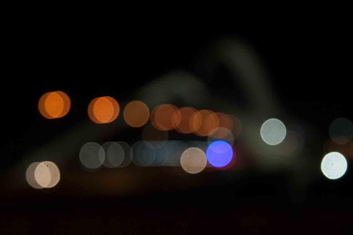 efectos fotografia bokeh