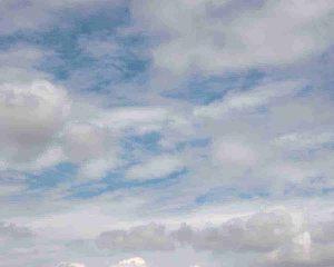 fotos de nubes en el cielo