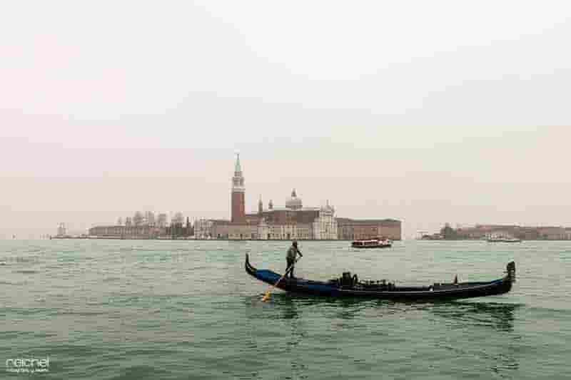 mar mediterraneo a su paso por venecia