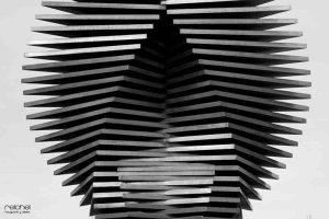 fotografia abstracta en blanco y negro