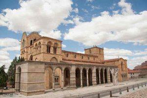 basilica de san vicente avila