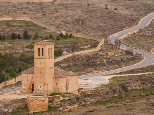 iglesia de vera cruz segovia