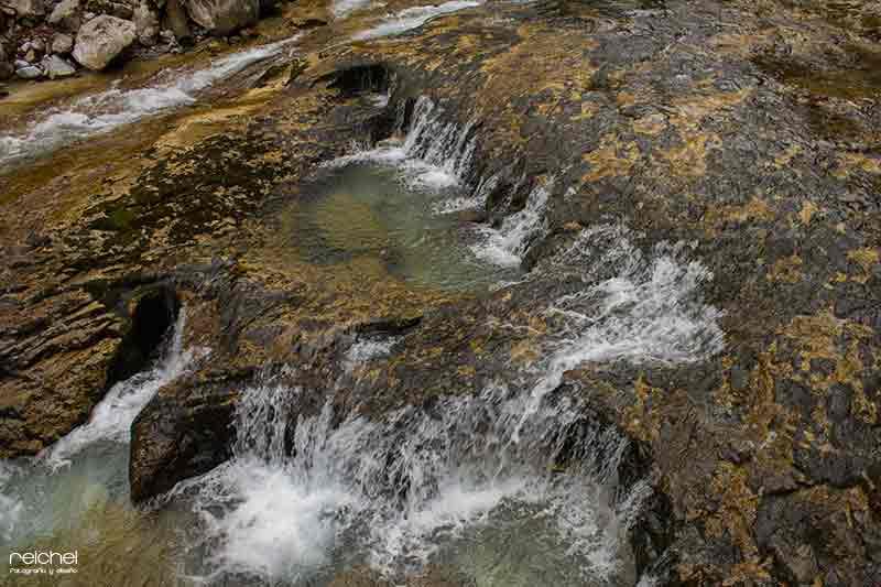 cascadas del valle de ordesa
