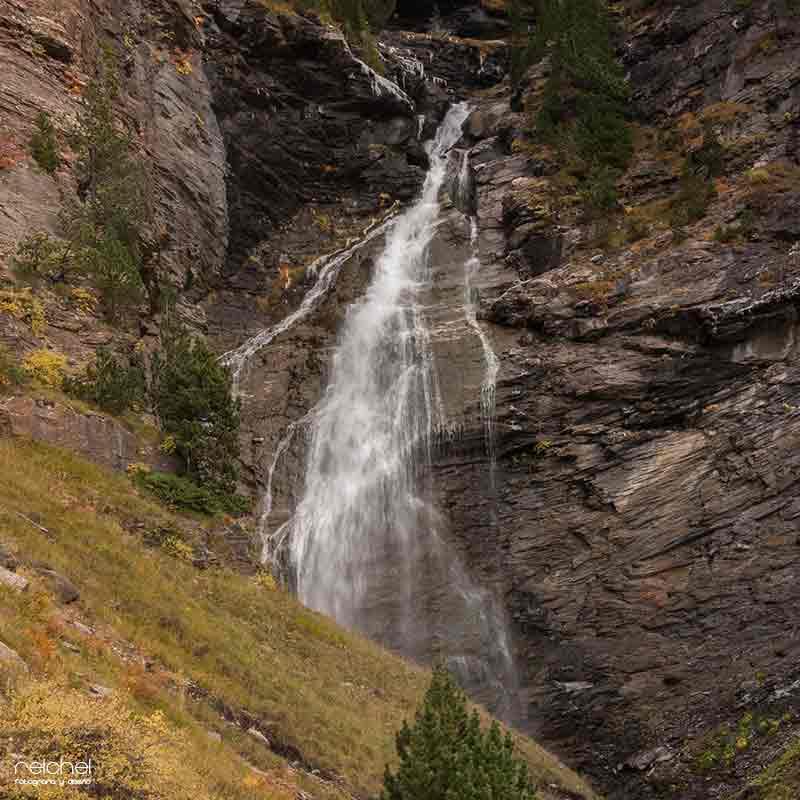 cascads del valle de benasque
