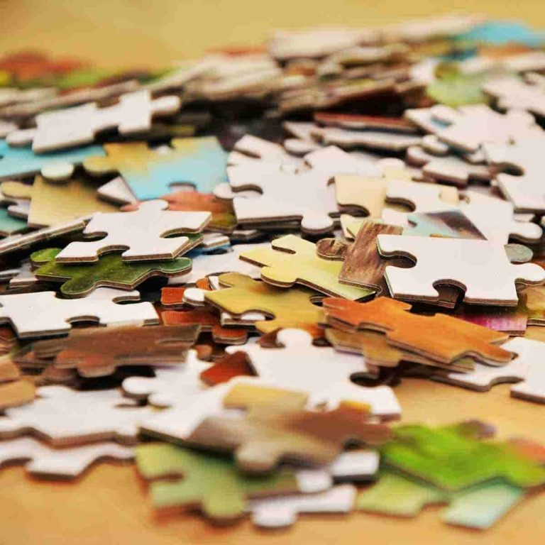 Como enmarcar un puzzle en casa