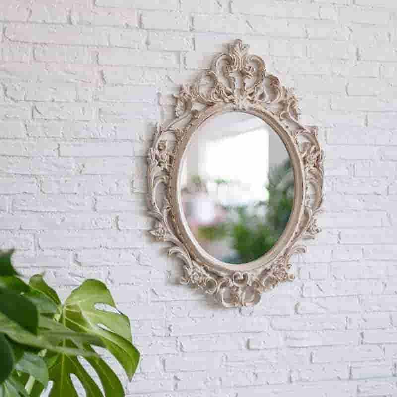 espejos antiguos para pared
