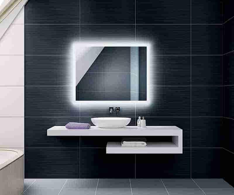 espejos para colocar en el baño