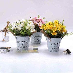 plantas decorativas artificiales