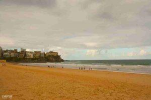 ideas para hacer fotos en la playa