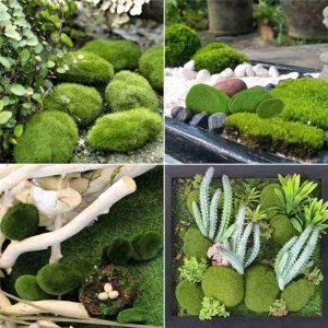 piedras artificiales para el jardin