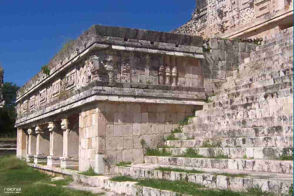 zona arqueologica de uxmal