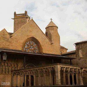 iglesia santa maria la real olite