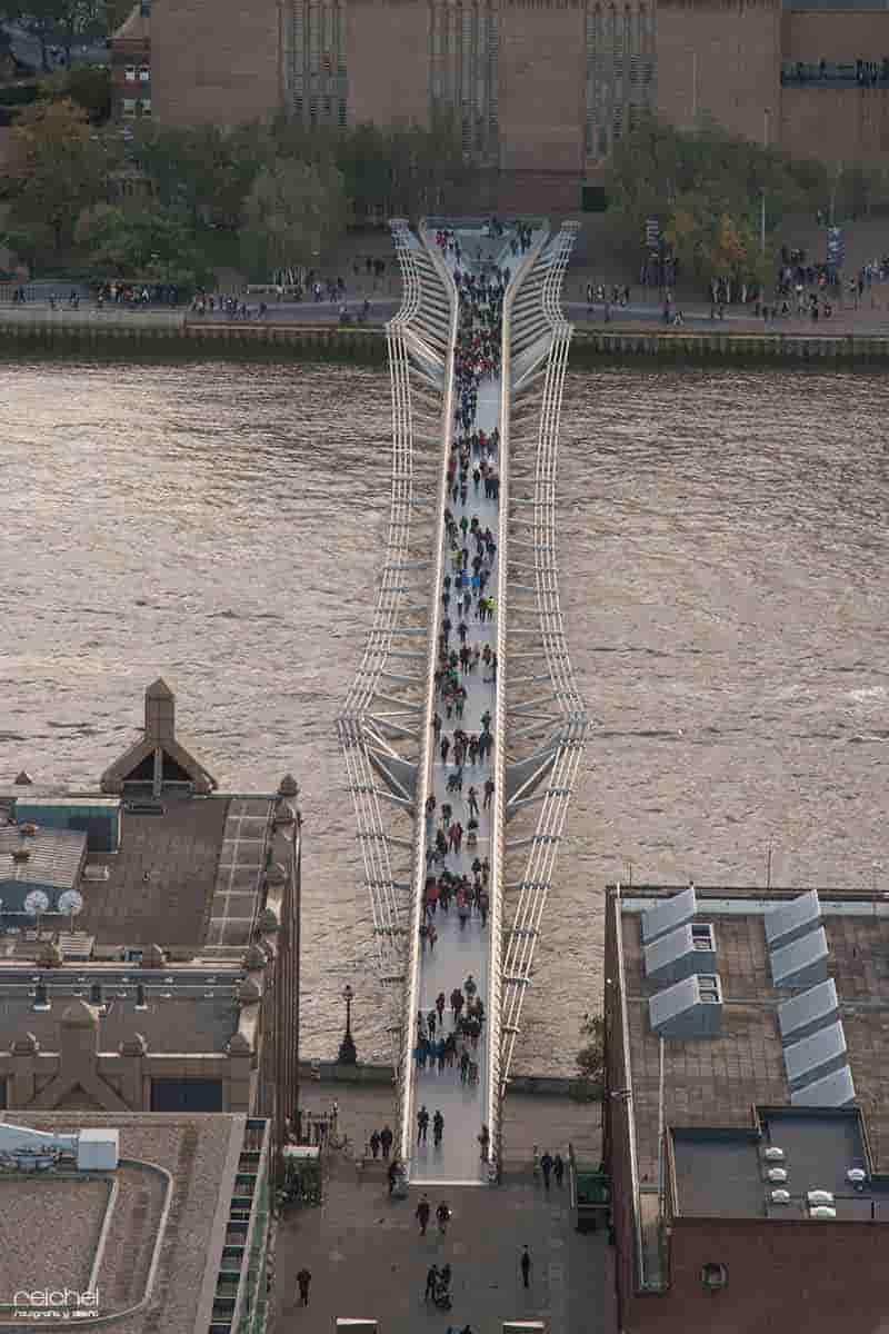 puente milenio londres-