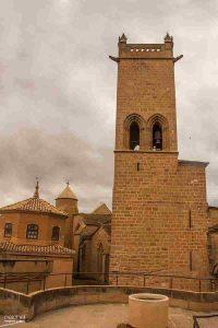 torre de santa maria del real olite