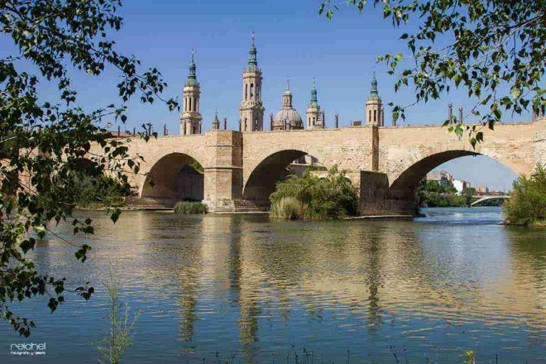 Una ruta fotográfica por la Ribera del Ebro en Zaragoza
