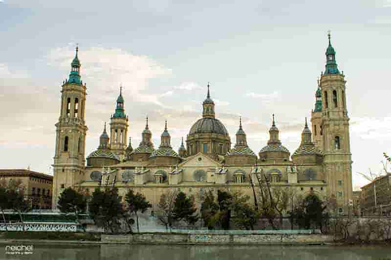 basilica nuestra señora del pilar zaragoza