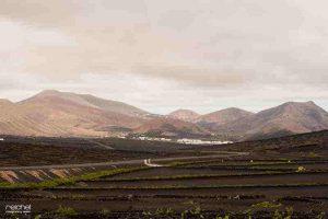 paisajes en lanzarote