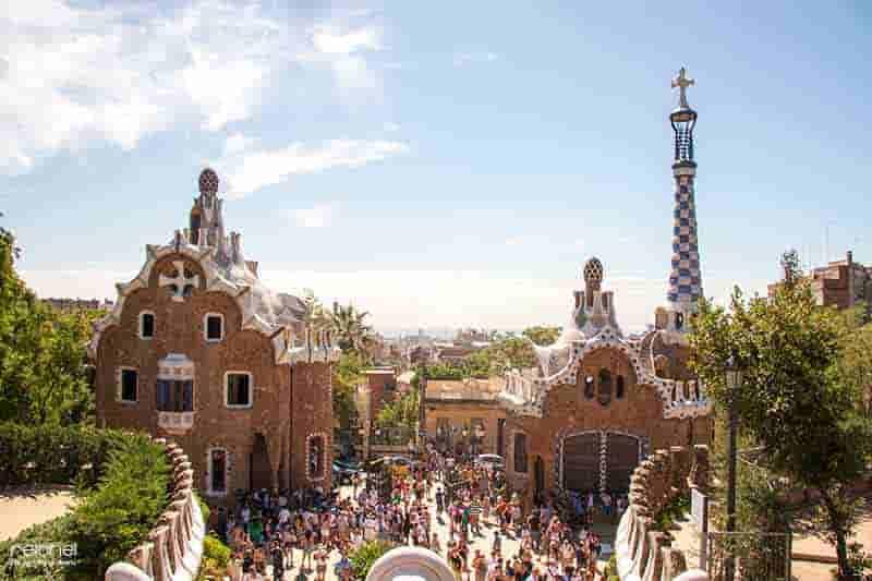 parque guel barcelona