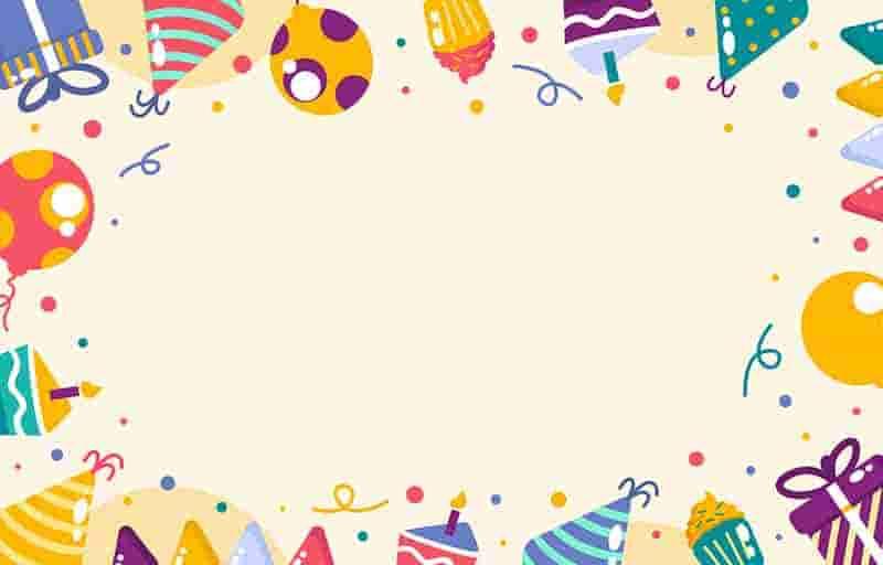 plantillas para fiestas de cumpleaños