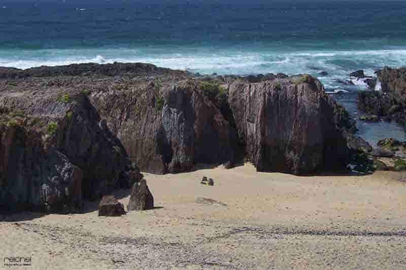 playa de las furnas galicia