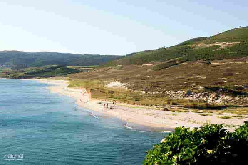 playa de lires galicia