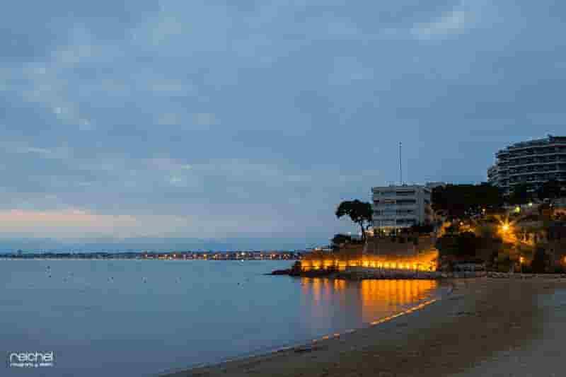 playas de noche
