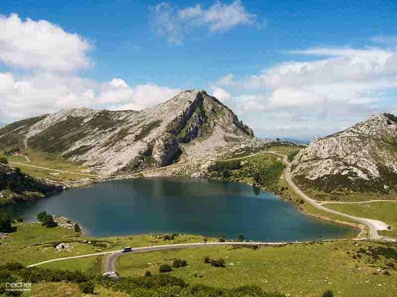 paisajes de montaña